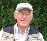 Ken Muter, APGAI. STANIC. Member of the Association of Professional Game Angling Instructors.