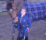 Natalie Povey - Paralympic Equestrian Rider