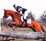 Pixie Thomas - CIC International Young Eventer