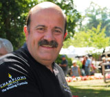 Willie Thorne, Former Seniors Snooker Champion and TV personality